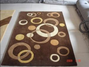 Wool Hand Tufted Handmade Carpet