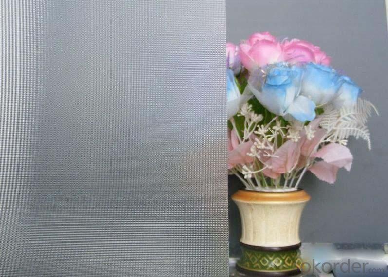 Patterned Glass-Mistlite