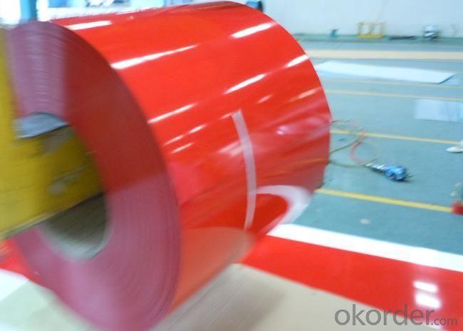 Prepainted Aluzinc Steel Coil-RAL 3003