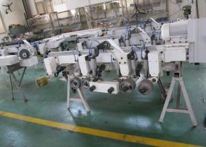 Double End Tenoner Machine For Wood Floor