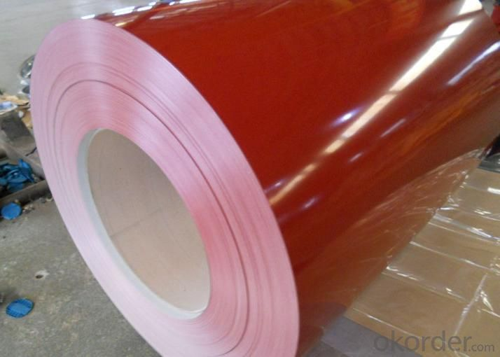 Low Price Prepainted Aluzinc Steel Coil-JIS G3322