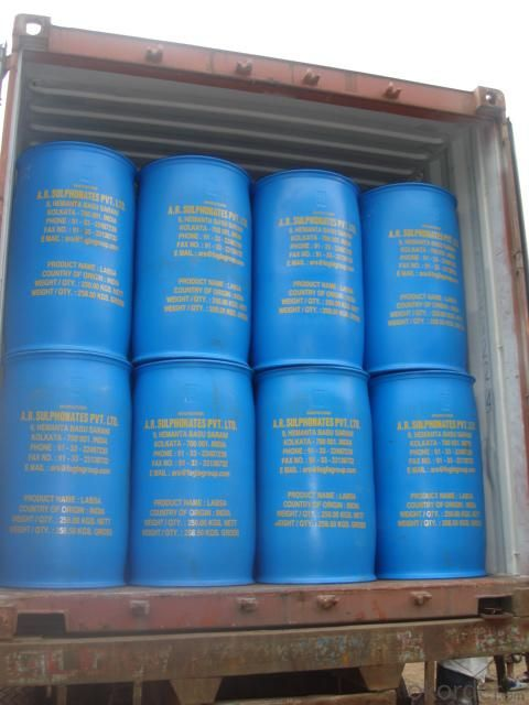 Sodium Fatty Alcohol Sulfate SLES 70%