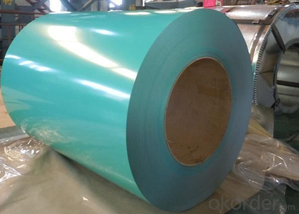 Cheap Prepainted Aluzinc Steel Coil-ASTM A755M