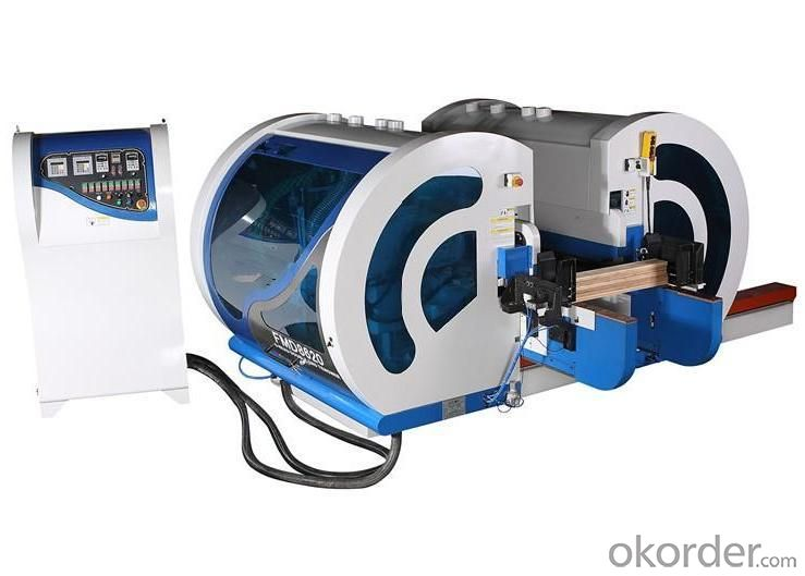 Double End Tenoner Machine For Wood Floor FMD8630