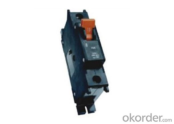 SX1 Hydraulic Magnetic Mini Circuit Breaker