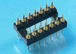 2.54Pitch Pin Connector 111 Series ,Male herder ,Open Frame