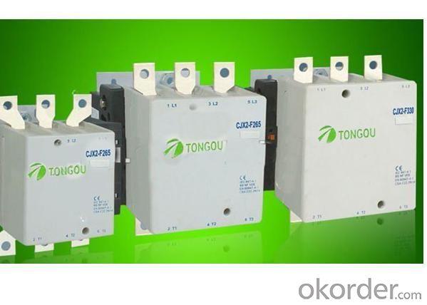 AC Contactor CJX2-F (LC1-F)