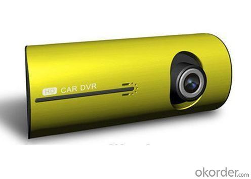 LCD Dual Camera Vehicle Blackbox DVR with GPS and G-Sensor 2.7 Inch