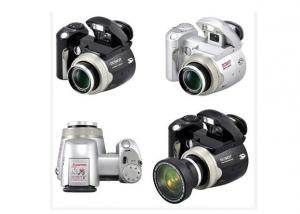 LCD Digital Camera with Wide Angle Lens 2.4