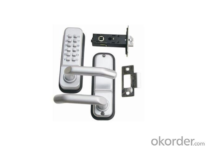 Mechanical Password Lock