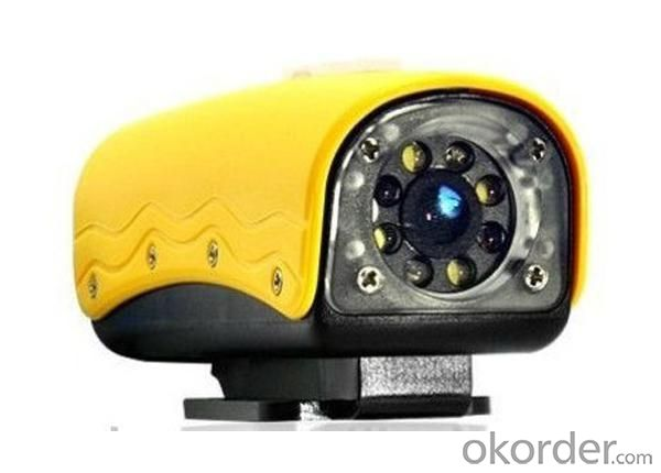 Bike Camera EJ-DVR-41E HD 720P 120 Wide 20M