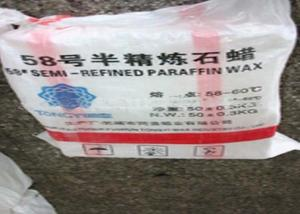 Semi Refined Paraffin Wax