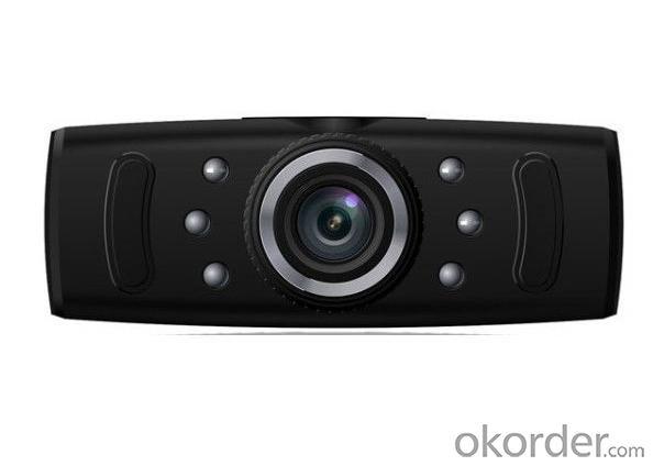HD Button Car Camera 1080P x 6