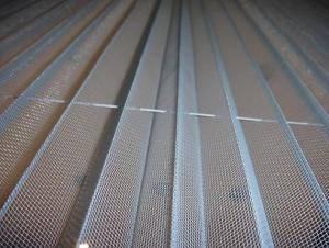 Manufacture Of Fiberglass Pleated Mesh