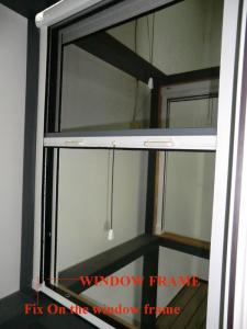 Manufacture Of Retractable Screen Window