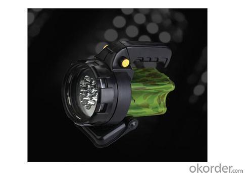 MD153L-12 12LED Rechargeable Portable Spotlight