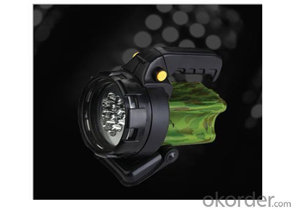 12/19 LED Rechargeable LED Spotlight