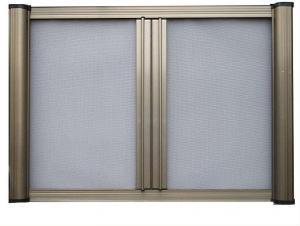 Manufacture Of Retractable Screen Window