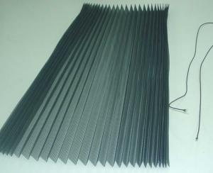 Pleated Insect Mesh 20x20/Inch