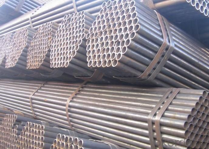 High Quality ERW Welded Steel Pipes