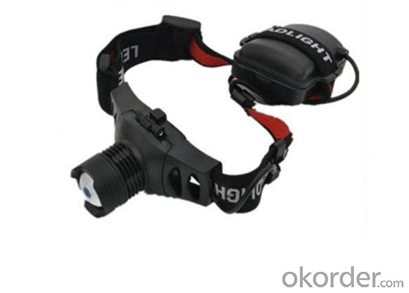 3 AAA Battery 1 cree 5w Headlamp