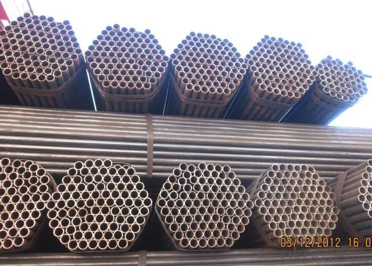 High Quality ASTM A53 ERW Welded Steel Pipe