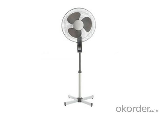 Electric Stand Fan with Cross Base 16 Inch in China