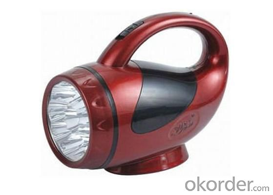 YJ-2806 LED Portable Rechargeable Hand Lamp
