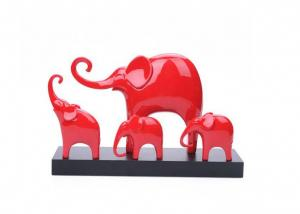 Elephant Statue Resin Art and Craft
