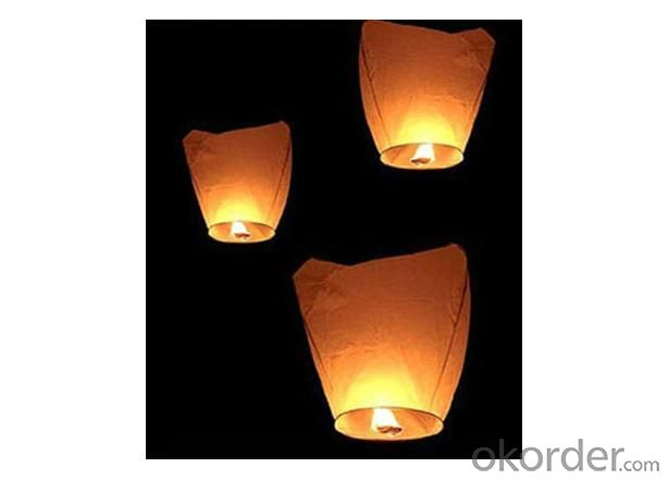 100% Degradable Handmade Wish Lantern