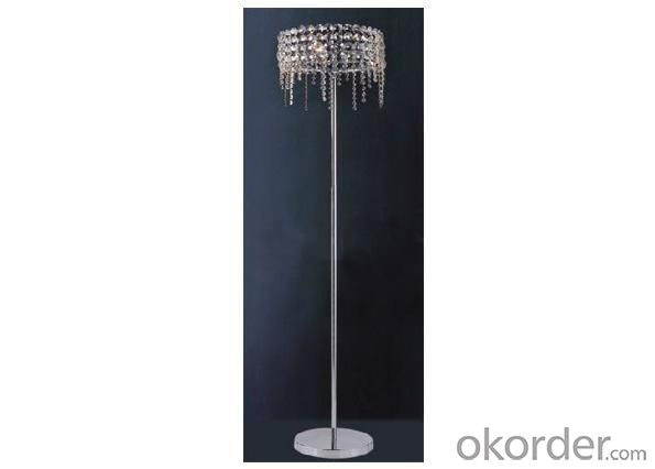 Modern Crystal Stand Lamp