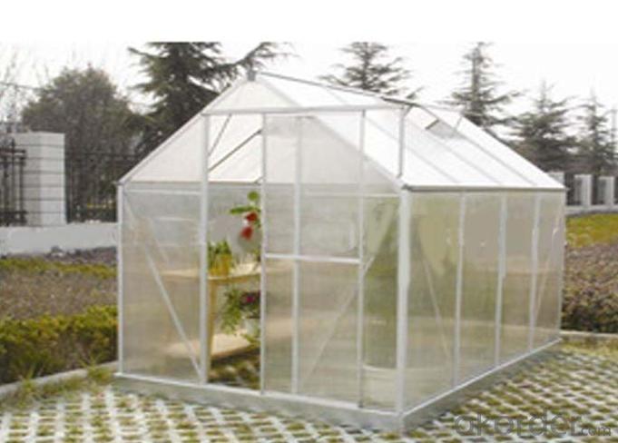 Aluminum Frame Greenhouse