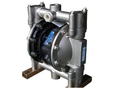 Stainless Steel Pneumatic Diaphragm Pump