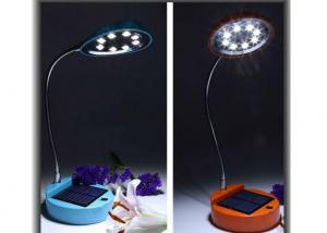 High Quality 8 Lights And Candy Colors Solar Led Desk Light