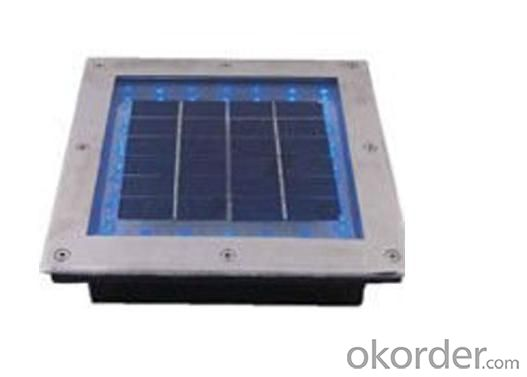 Solar Ground Light, Lighting Fixture