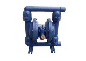 Cast Iron  Pneumatic Diaphragm Pump