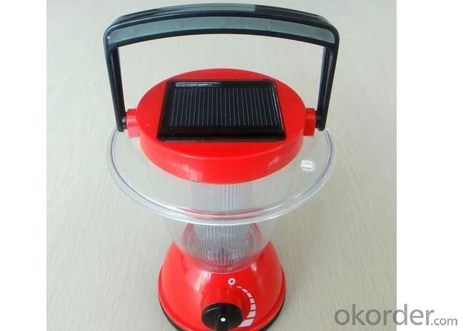 New Arrival high Quality 5 Led Lights (White Light) Solar Light