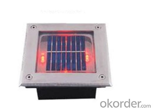 Solar Ground Light