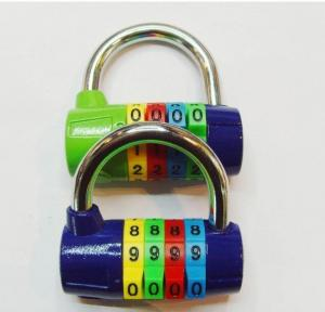 High Security 4 Numbers Gym Locker PadLock