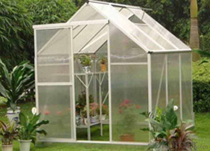 PC Aluminum Frame Greenhouse
