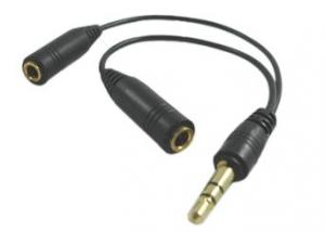 3.5mm Stereo Audio Headphone Cable Male to Female