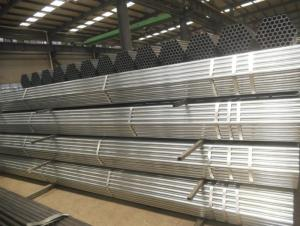 ASTM A53  Medium Hot Dipped Galvanized Pipe