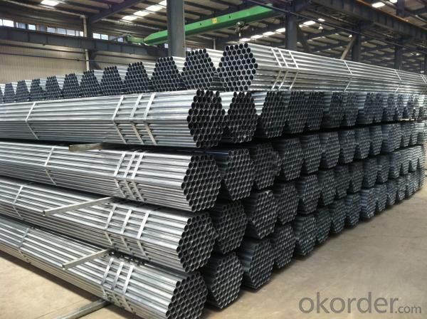 Q345 Pre-Galvanized Pipe