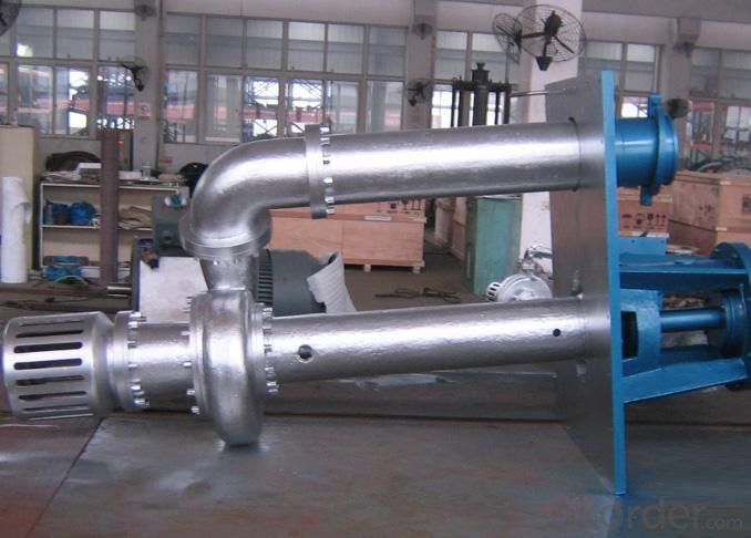 API 610 Vertical Cantiliver Chemical Pump