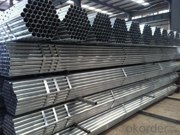 Q345 Pre-Galvanized Pipe2