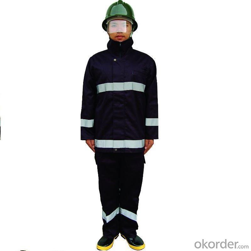 Fireman Fire Suit