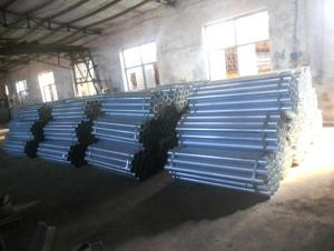 ERW Welded Steel Pipes-Tube And Pipe API Spec 5L B, X42,X46,X52, X56, X60, X65 ASTM A53 1-1/2-20 For Oil Gas Fence