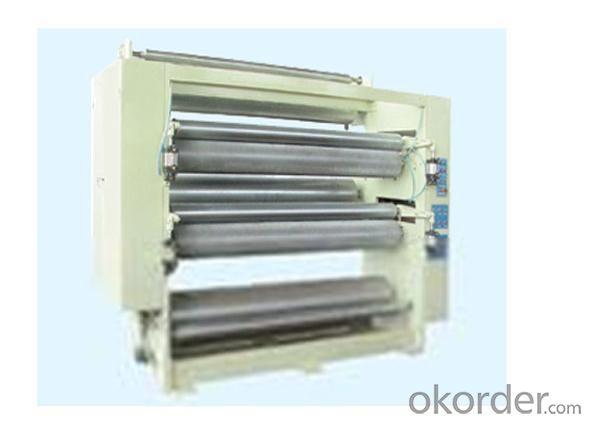Three/ Five-layer Corrugated Cardboard Production Line