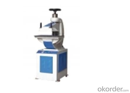 Hydraulic Pressure Punching Machine ( 8 tone)