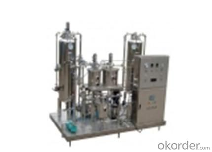 High CO2 Content Carbonator For Beverage Producing Line 4000BPH
